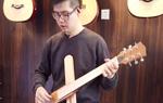 台青失恋发明不扰民吉他,四川德阳再创业:大陆的电商很发达!