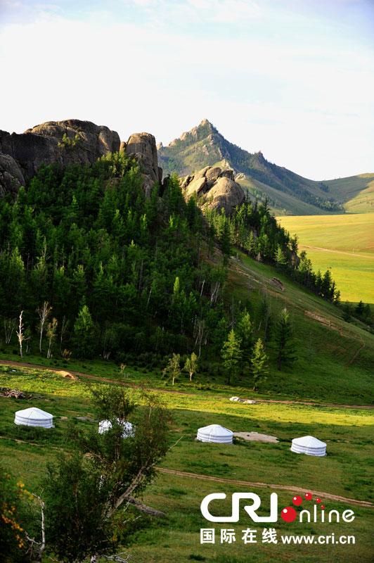 记者镜头里的蒙古国——特日勒基风景区(高清组图)
