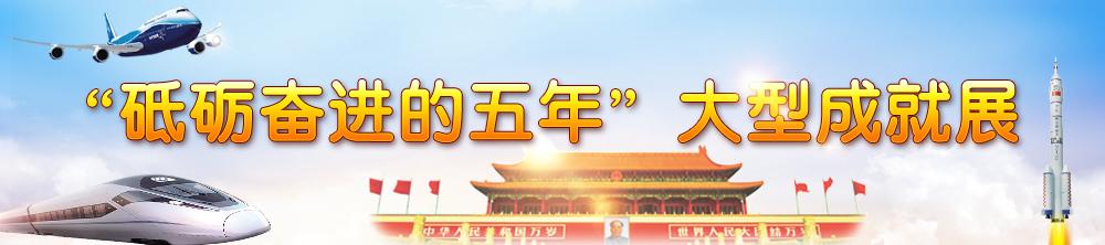 """""""砥砺奋进的五年""""大型成就展banner.jpg"""