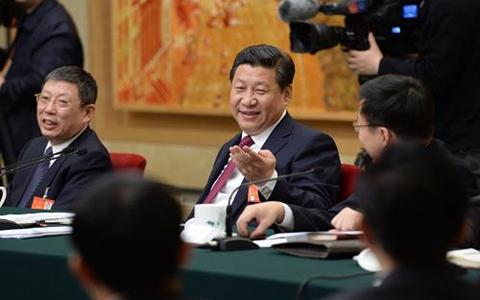 习近平强调对台大政方针不会因台湾政局变化而改变