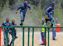 开门红!海上登陆赛中国代表队3个陆战班包揽前3名
