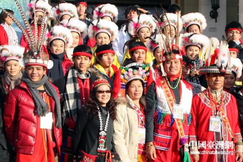 台湾少数民族历史文化展在北京开幕