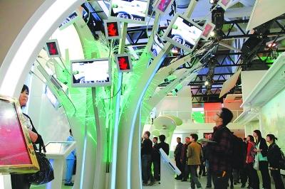 """世博""""江苏馆"""",600平方米空间,凝聚着从省委,省政府决策层到普通"""