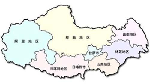 西藏比如县风景图片