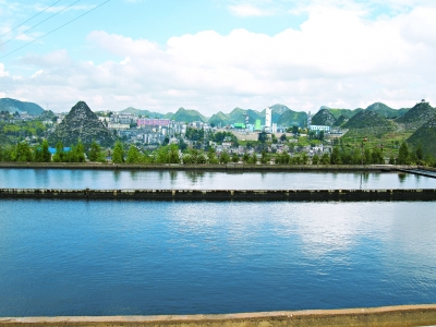 首钢水城钢铁集团循环水利用