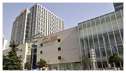 苏州商业新地标:天虹商场亮相园区CBD