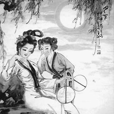 俗节日体系中,中秋节形成较晚.汉魏时期,中秋节日尚无踪迹,唐